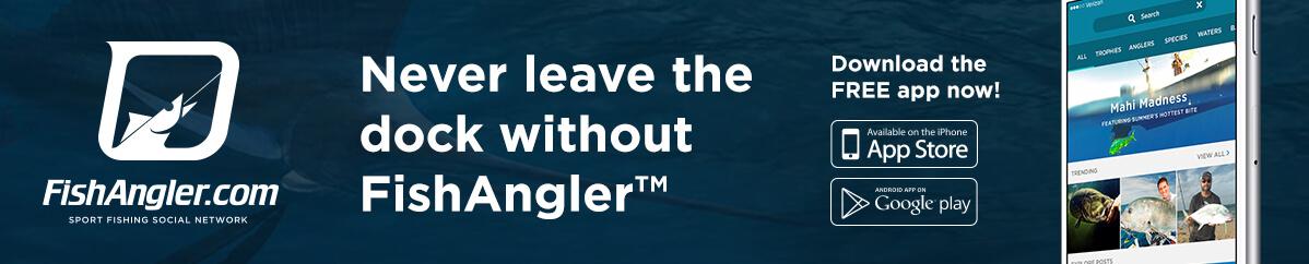 Fish Angler App